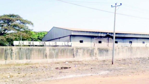 Area Textile, Kaduna