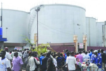 Apapa tank farms: The looming disaster