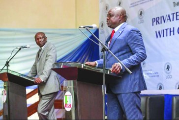 Lagos Guber Race Ambode, Agbaje unfold agenda for the private sector