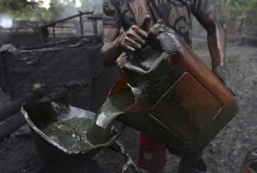 JTF recovers 4.2m litres of oil from Crude oil thieves