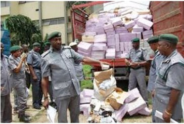 Customs impounds N250m fake drugs
