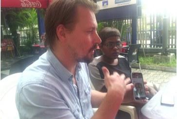 Nigerian embrace Spotself App