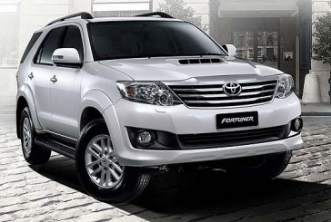 Toyota unveils seven-seater Fortuner