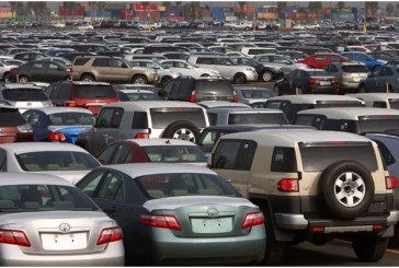 FG defers collection of 35% levy on tokunbo cars