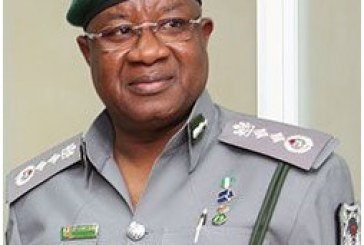 Group drags Customs CG before ICPC