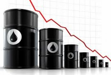 Oil edges higher after hitting six-month low