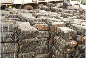 Customs seizes N28 million smuggled frozen poultry