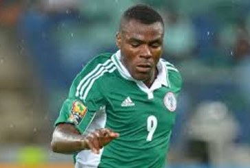 Emenike seeks to end goal-drought against Tanzania