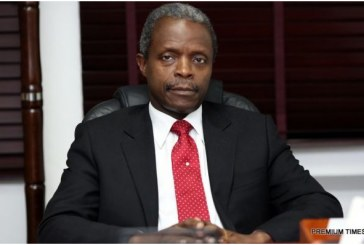 Osinbajo says CBN will ease forex restrictions on imports