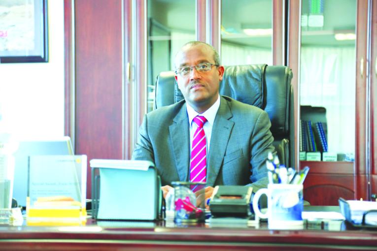 Ato Yehuala Gessesse, President, Abay Bank