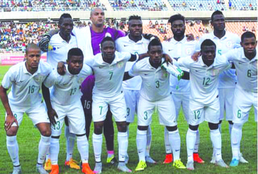 2018 World Cup qualifiers: Another hurdle for Super Eagles