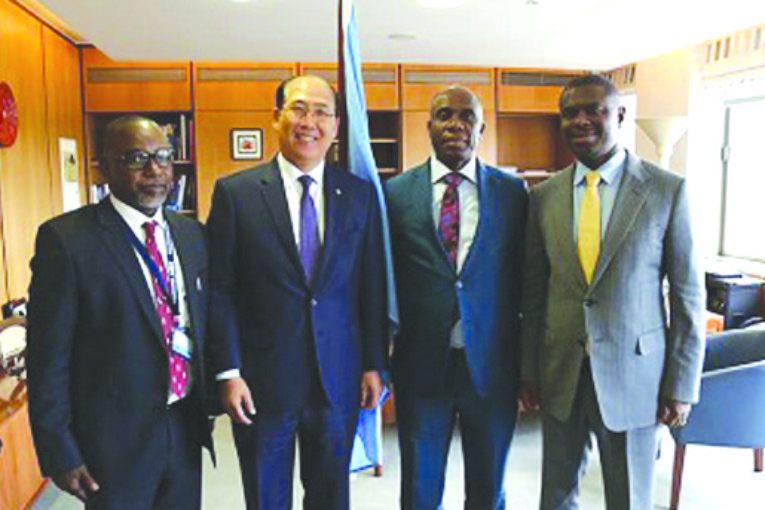 Nigeria set for collaboration with IMO