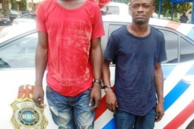 3-YEAR SORE FORCED ME INTO STEALING – suspect