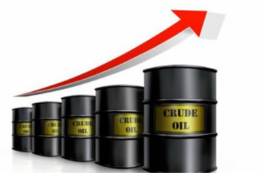 Oil price steadies as Russia joins OPEC in output cuts