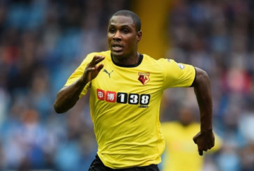 Ighalo joins Mikel in China