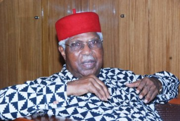 Ekwueme wants actualization of Igbo Presidency