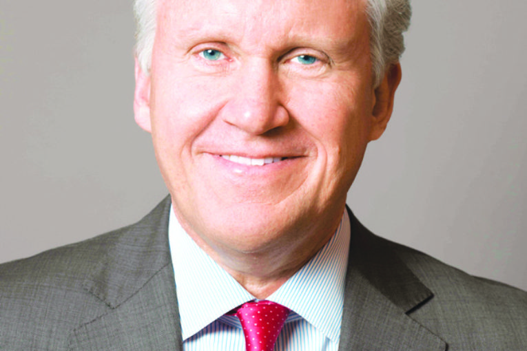 Jeff Immelt, GE Global Chairman and Chief Executive Officer