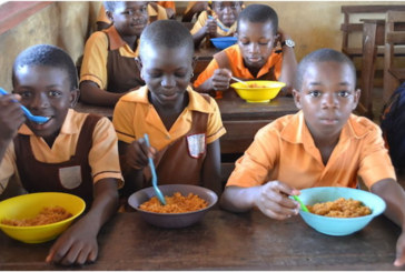 FG releases over N844m for school feeding programme