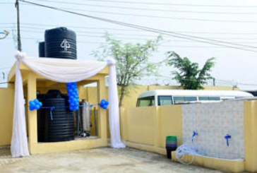 AFC LAUNCHES CSR PROGRAM WITH AFC CLEAN WATER CAMPAIGN