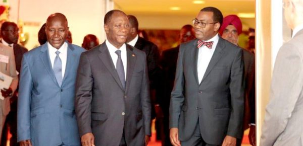 "Adesina speaks of ""Africa's promise"" at Emerging Markets Forum in Abidjan"