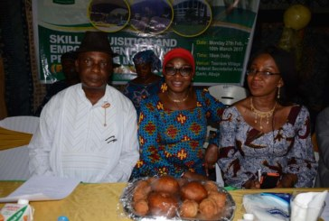 NTDC Empowers 52 FCT youth through vocational training
