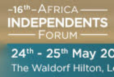 Africa's oil and gas industry set to meet at the 16th Africa Independents Forum in May