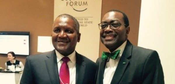 Dangote will be the largest exporter of rice in 5 years to come – AfDB President