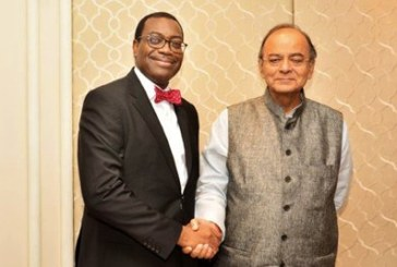 AfDB President concludes official mission to India