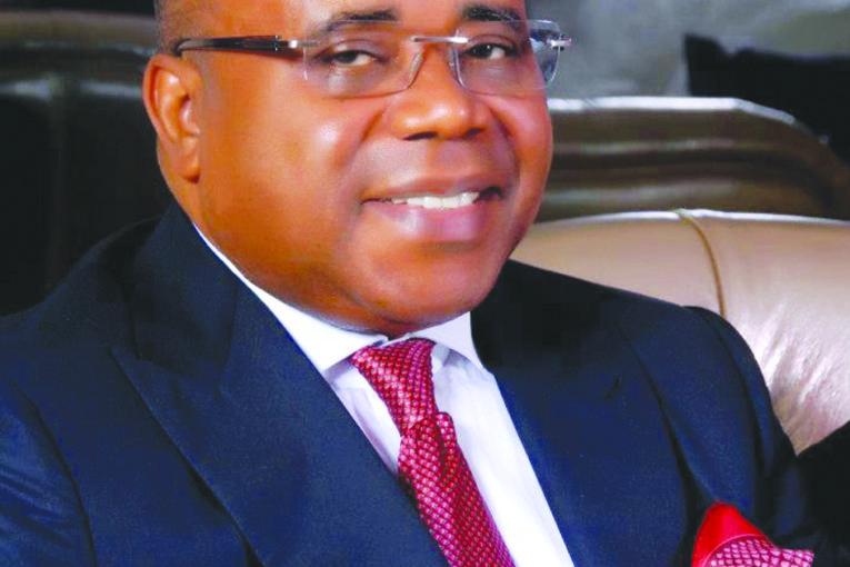 Umana Okon Umana, Managing Director, Oil and Gas Free Zones Authority