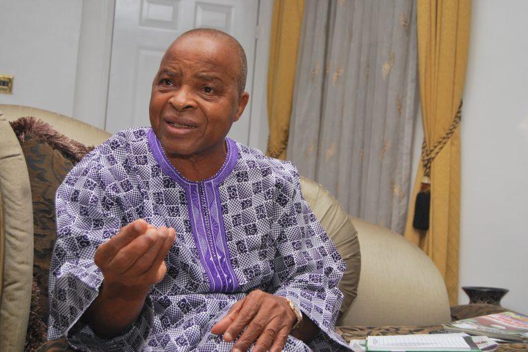 Nigeria May Disintegrate — Gen. Akinrinade