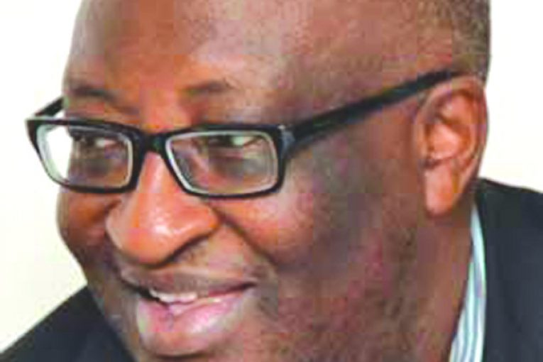 Prof. Akpan Ekpo, Director-General, WAIFEM