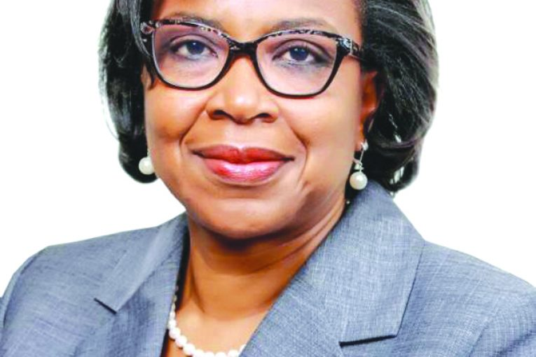 Mrs Patience Oniha, Director-General, DMO