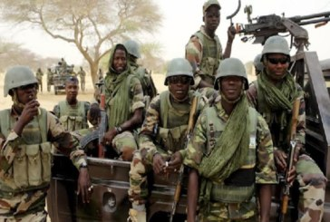 Army kills 14 terrorists, rescue 21 hostages