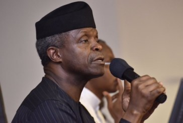 Osinbajo to launch empowerment programme for 30,000 traders in Osun