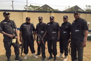 F-SARS operatives arrest robber, recover arms in Rivers