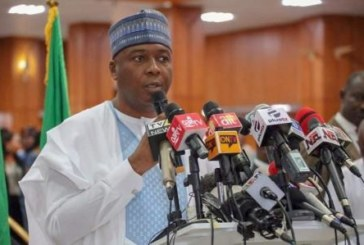 I want to unite Nigeria, set it on sustainable economic growth – Saraki