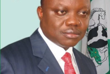 Uduaghan, Okowa trade words over 2019 gov election