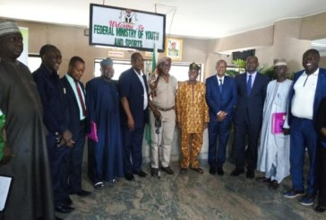 Dalung inaugurates National Anti-Doping Committee